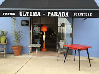 industrial  by ULTIMA PARADA, Industrial