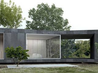 eco casa: Casas  por Artspazios, arquitectos e designers