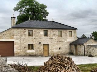 Maisons rurales par Intra Arquitectos Rural