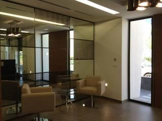 OFICINA Edificios de oficinas de estilo moderno de ESTUDIO de ARQUITECTURA INTERIOR. Lorena GoYes Moderno
