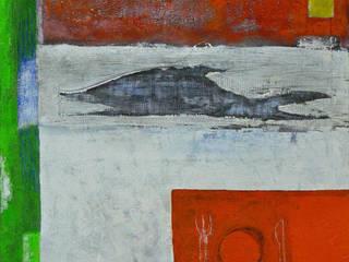 Malerei: modern  von Annette Oberwelland,Modern