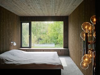 Schlafzimmer: ausgefallene Schlafzimmer von :mlzd