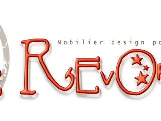 LE REVORIUM - Artisan designer mobilier enfant:  de style  par LE REVORIUM
