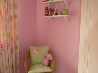 Little Girl's Bedroom Natalie Davies Interior Design Nursery/kid's room