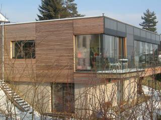 Балкон и терраса в стиле модерн от Architekturbüro Reinberg ZT GmbH Модерн