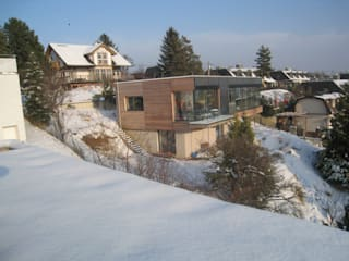 Дома в стиле модерн от Architekturbüro Reinberg ZT GmbH Модерн