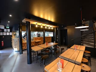 Commercial Spaces by Agathe Convert, Création d 'Interieurs