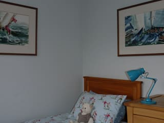 Boys' Bedroom Natalie Davies Interior Design Nursery/kid's room