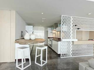 Minimalist kitchen by Relieves Minimalist