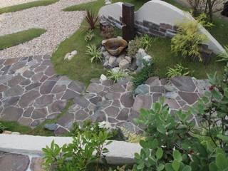 風我里 Asian style garden