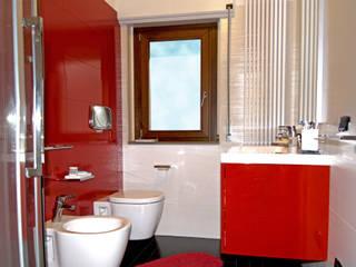 Modern bathroom by Occhiuto Felice Modern