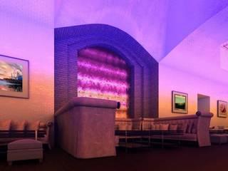 Modern bars & clubs by Visionmaker Modern