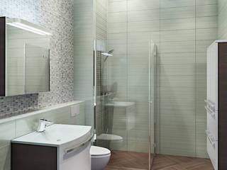 Modern bathroom by Visionmaker Modern