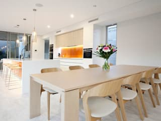 Finished Home in Perth:  Dining room by New Home Building Brokers