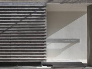 トレス建築事務所 Moderne muren & vloeren