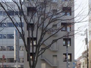 トレス建築事務所 Moderne huizen