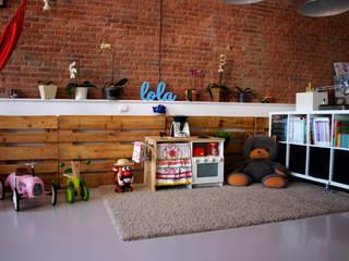 espacio de juegos para niños: Dormitorios infantiles de estilo  de SMMARQUITECTURA