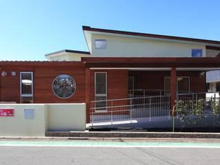 こどもきらきら園: MK design studioが手掛けた学校です。,オリジナル