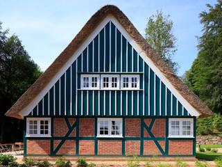 Giebelansicht:  Häuser von Architekturbüro Griebel