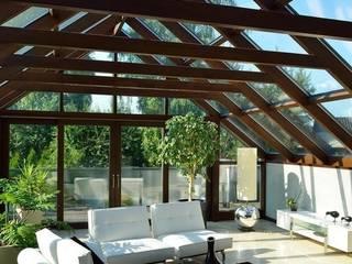 Jardines de invierno modernos de ARCHITEKT.LEMANSKI Moderno