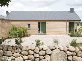 Ferienhaus Grömitz Moderne Häuser von Architekturbüro Griebel Modern