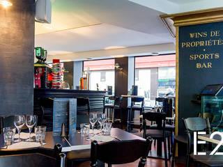 Le Kanon Bars & clubs modernes par Epsilon2 Moderne