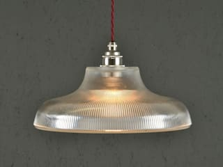 Classic Prismatic Pendant light:   by Artifact Lighting Ltd.