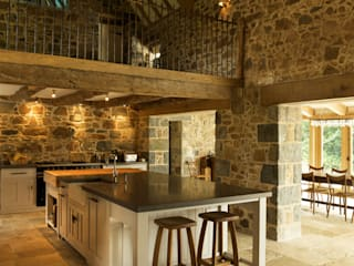 Les Prevosts Farm by CCD Architects Rustic
