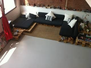 Sala de estar  por SMMARQUITECTURA