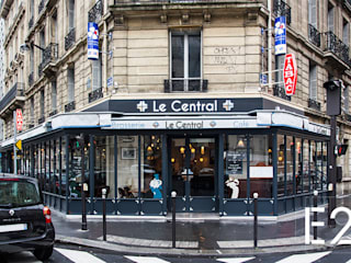 Le Central: Restaurants de style  par Epsilon2
