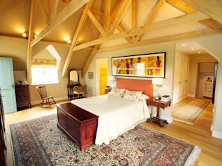 La Croisee: rustic Bedroom by CCD Architects