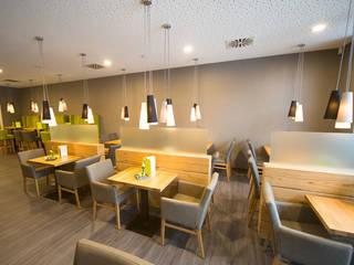 MAASS-Licht Lichtplanung Modern gastronomy