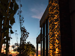 Giardino moderno di Loro Arquitetura e Paisagismo Moderno