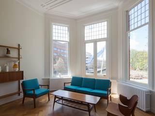 Kantoor KWINK:  Kantoorgebouwen door HOYT architecten