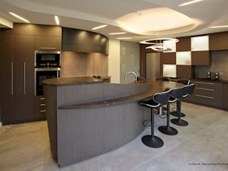 Kitchen by Agence Machurey