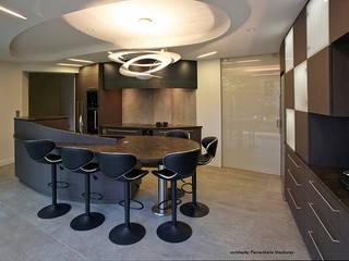 modern Kitchen by Agence Machurey