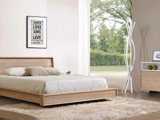 Спальня в стиле модерн от Muebles Capsir Модерн