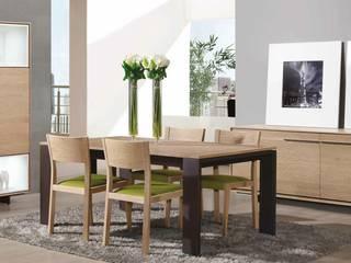 Столовая комната в стиле модерн от Muebles Capsir Модерн