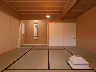 八雲の家 クラシックデザインの 多目的室 の 一級建築士事務所 M工房 クラシック