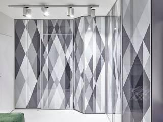 Salas / recibidores de estilo  por арХбабы, Minimalista