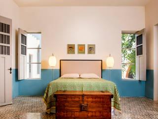 Taller Estilo Arquitectura Colonial style bedroom