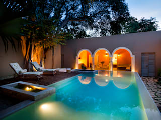 Taller Estilo Arquitectura Pool