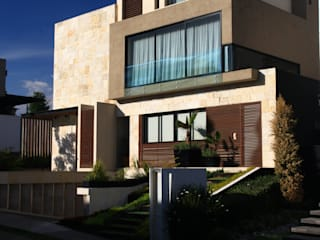 Modern Evler Código Z Arquitectos Modern