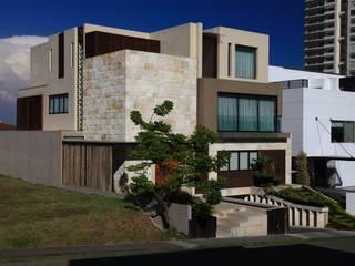Modern houses by Código Z Arquitectos Modern