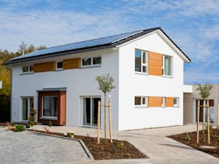 FischerHaus GmbH & Co. KG의  주택