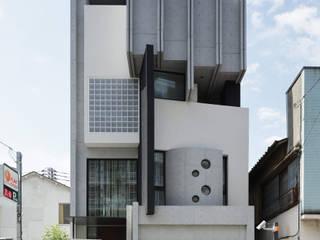 Maisons de style  par 平野智司計画工房, Moderne