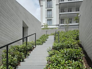 Stadtvillen Adligenswilerstrasse Luzern Moderne Häuser von alp - architektur lischer partner ag Modern
