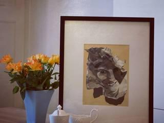 Wanddekoration:  Wände & Boden von curart