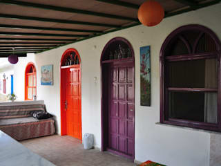 Mediterranean style houses by Angora Camping Mediterranean