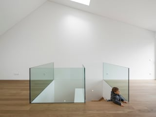 Lapa Building Salas de estar minimalistas por João Tiago Aguiar, arquitectos Minimalista